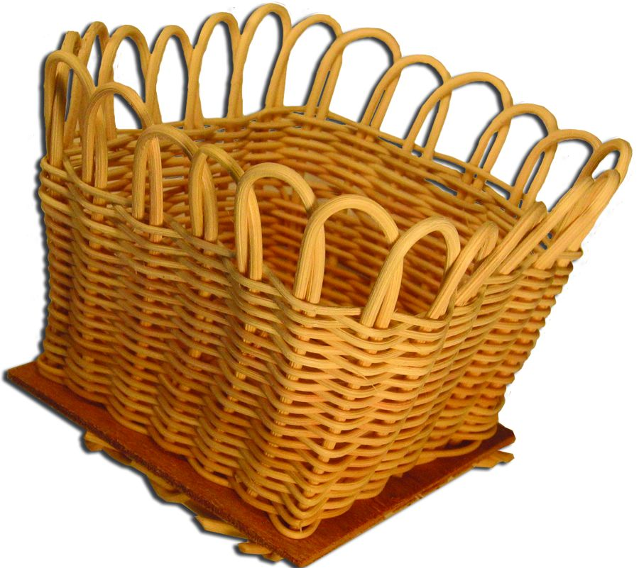 Basketry In Art : Fashion and art trend basketry