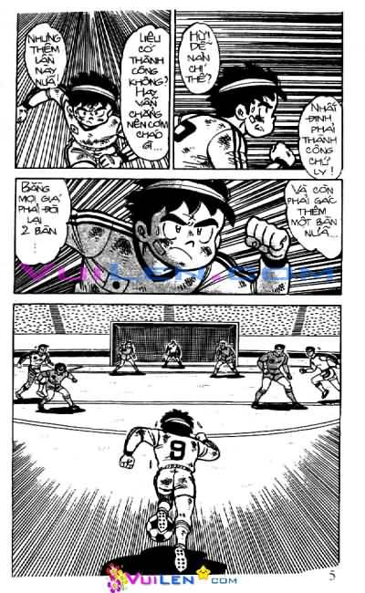 Jindodinho - Đường Dẫn Đến Khung Thành III  Tập 17 page 5 Congtruyen24h