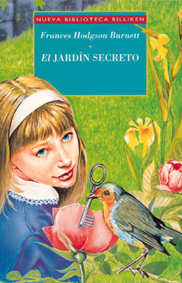 Torre de libros rese a 82 el jard n secreto de frances for El jardin secreto torrent
