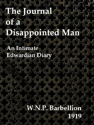The Journal of a Disappointed Man Cover