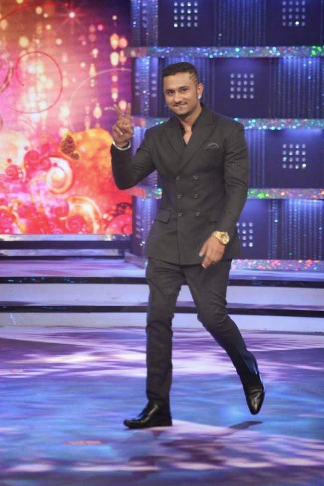 Honey Singh at fbb Femina Miss India 2014