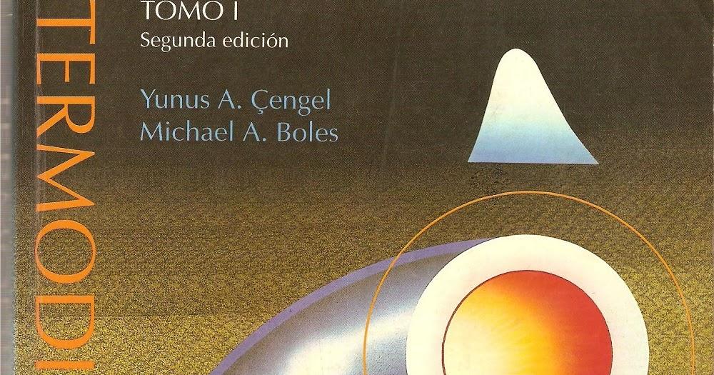 Libros Por Mega Todo Tipo De Libros Aqui Termodinamica Cengel 2a