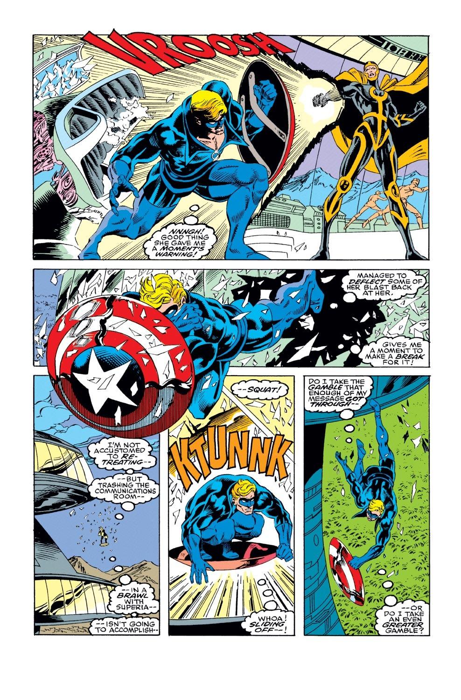 Captain America (1968) Issue #392 #325 - English 15