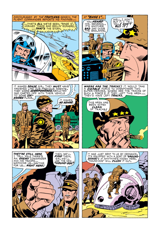 Captain America (1968) Issue #195 #109 - English 10