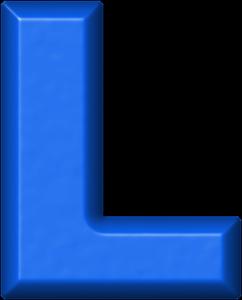Free Clipart Letter Grades Outline
