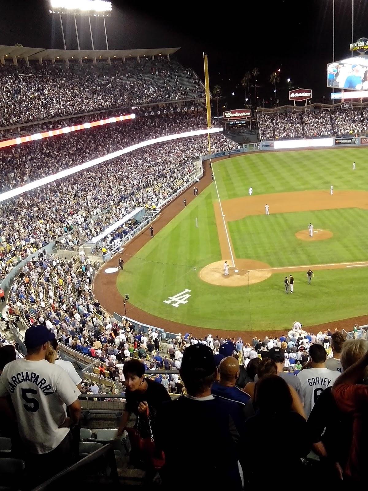 Armand's Rancho Del Cielo: Dodger Stadium