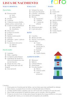 Tiendas faro la lista de nacimiento for Lista utensilios para bano