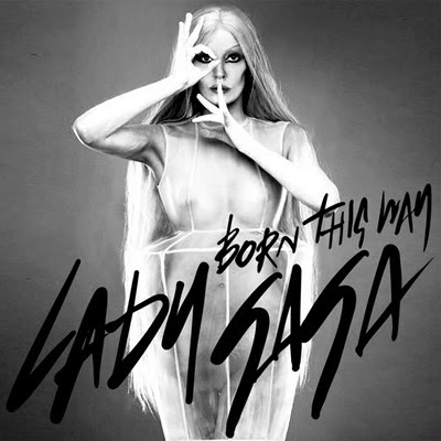 lady gaga born this way album cover art. [ALBUM COVER] Born This Way