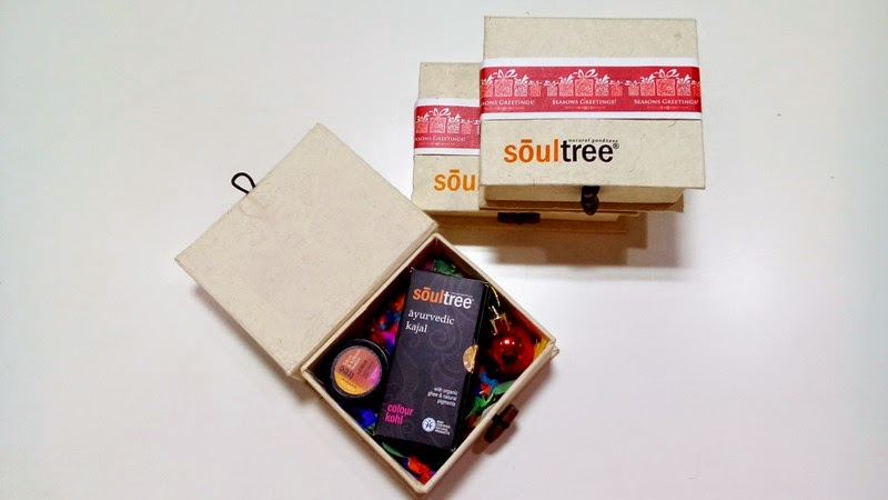 Soultree Kohl Gift Box, Gift Boxes, Gift box in India,