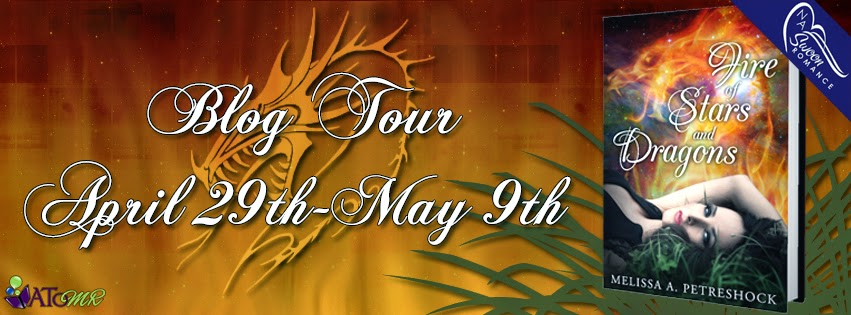 http://atomrbookblogtours.com/2014/03/03/arc-tour-fire-of-stars-and-dragons-by-melissa-petreshock-and-swoon-romance/