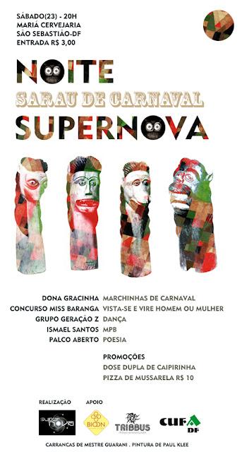 Noite SuperNova de Carnaval