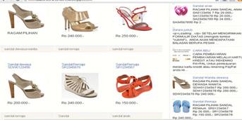 template blog blogspot untuk jualan
