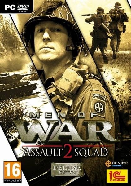 Free Download Men Of War Assault Squad 2 Repack KaOs 1GB Download