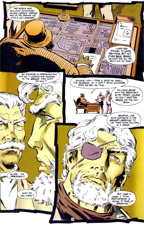 Deathstroke (1991) Issue #0 #5 - English 17