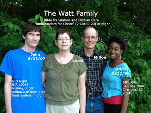 The Watt Family