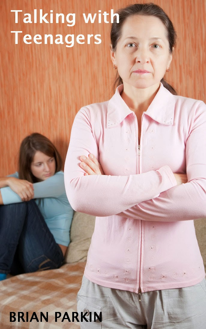 talking with teenagers, brian parkin, teen issues, parenting