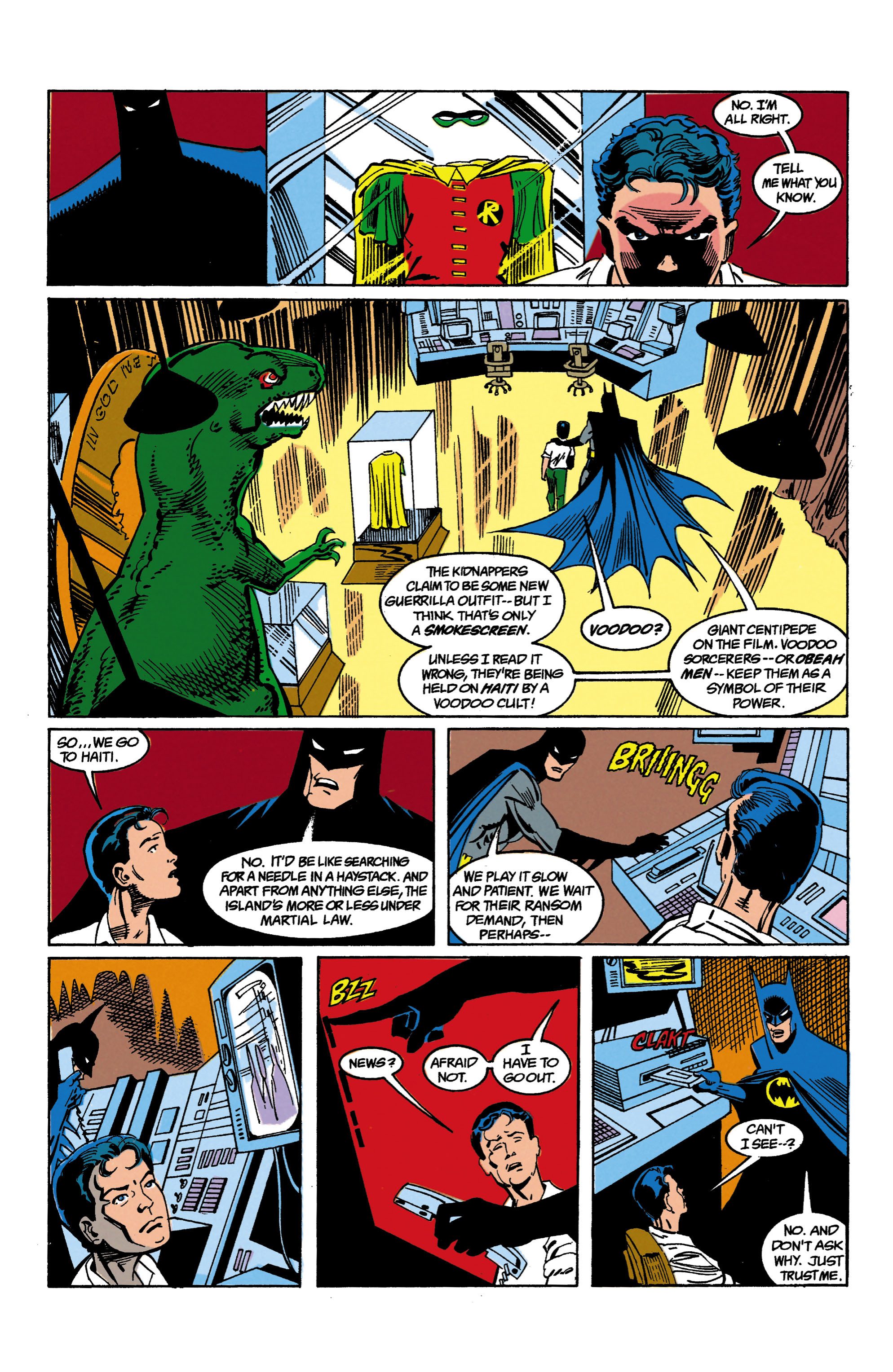 Detective Comics (1937) Issue #619 Page 22
