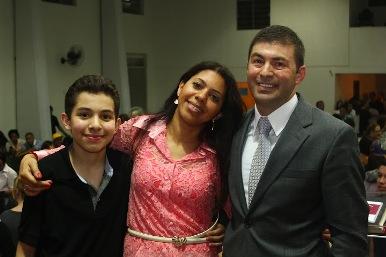 Pastor Jonas Ayres e Pastora Simone Ayres/Vinicius Ayres