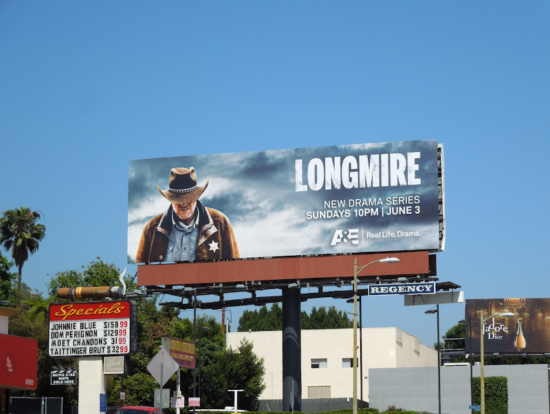 Longmire season 1 billboard