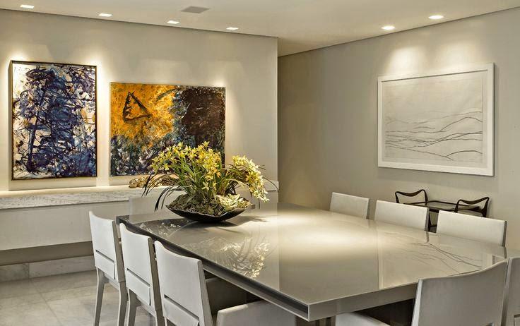 Fotos De Arranjos De Flores Para Mesa De Jantar - Dicas de como decorar a mesa e servir almoço e jantar em