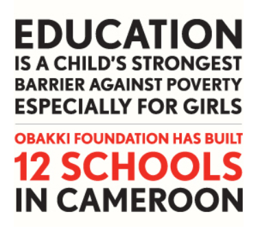 Obakki foundation building schools
