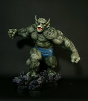 Abomination Character Review (Marvel Comics) - Second Statue Product