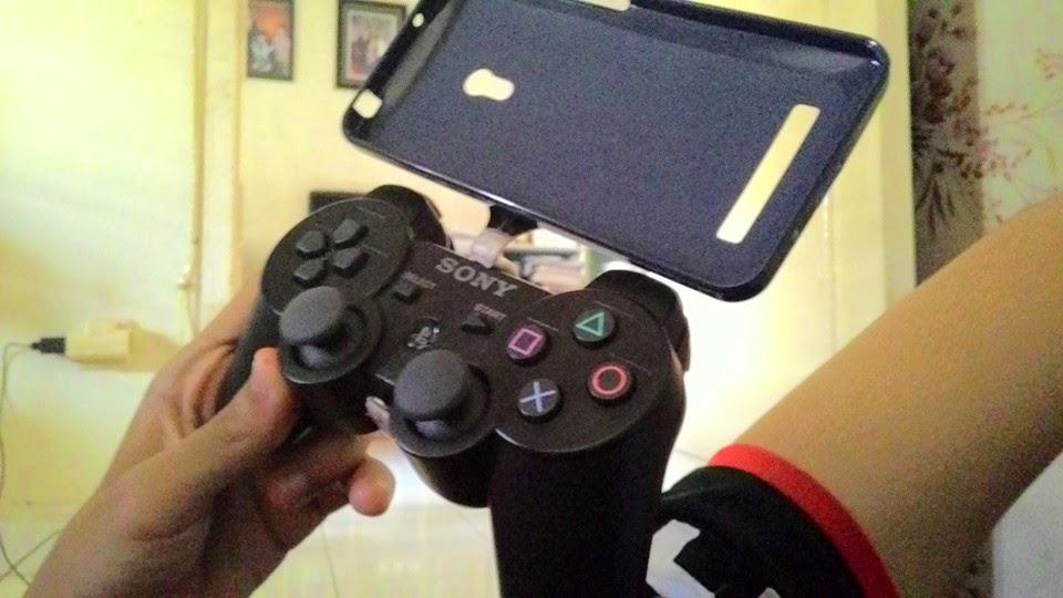 Mudah!!! Cara Bermain Game Dengan Stik PS 3 di Zenfone 5