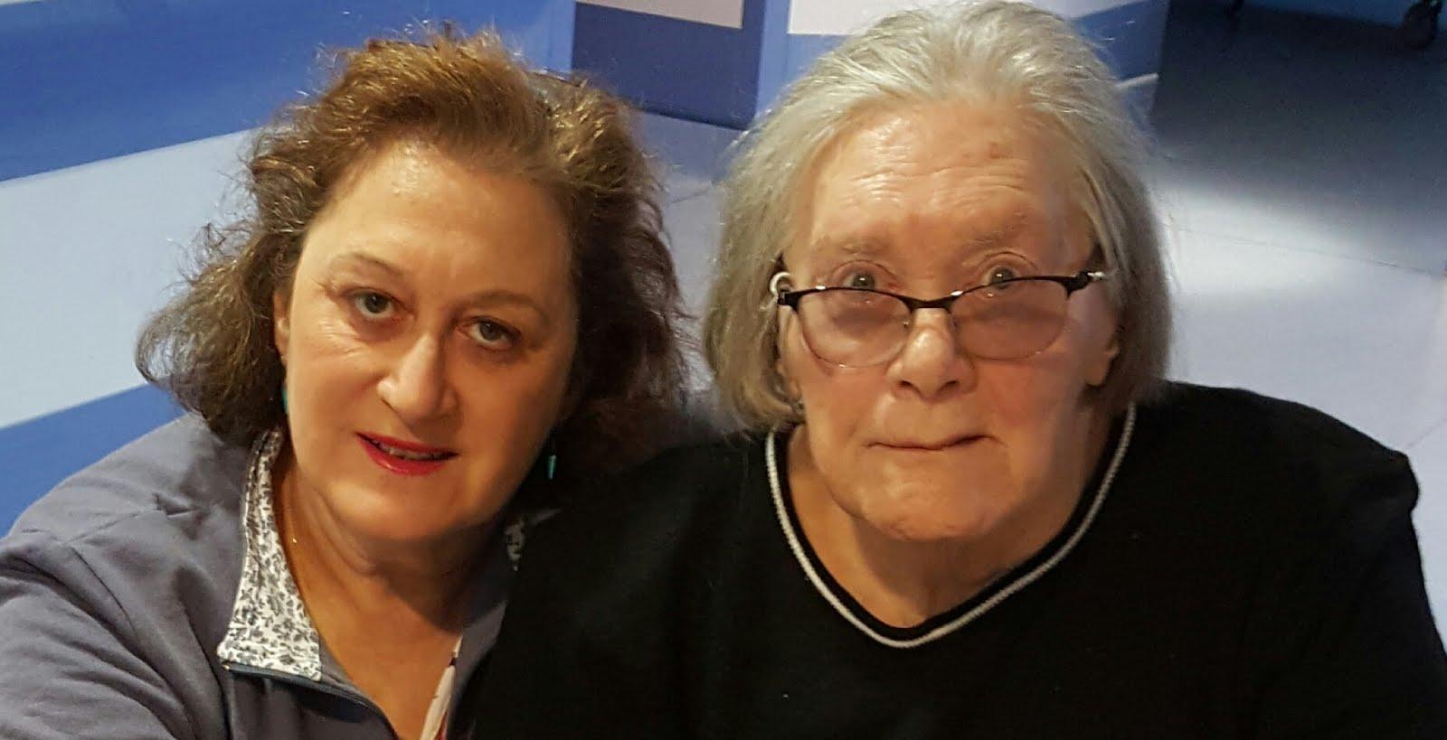 Simone et Caroline
