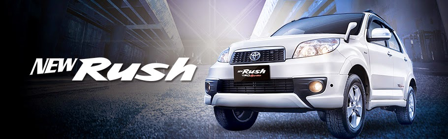 All New Toyota Rush Jambi