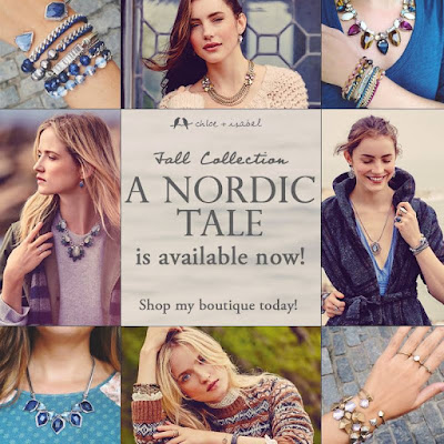 fall chloe and isabel jewelry collection