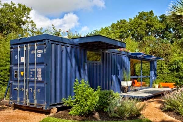 A Shipping Container Costs About $2,000. What These 15 People Did With That Is Beyond Epic - These are so inspiring.