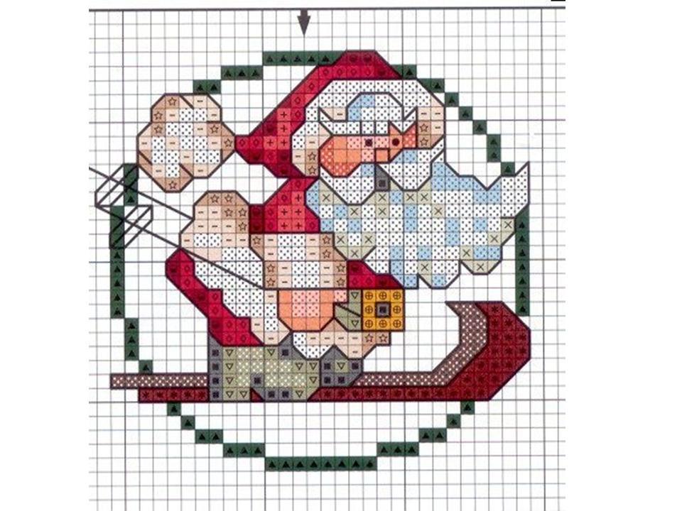 Рождество схемы вышивка крестиком