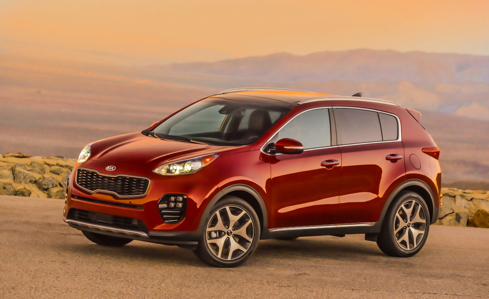 to be recognized by the experts at kelley blue book as a best buy among some of the toughest competition demonstrates the all new sportage is a breed apart