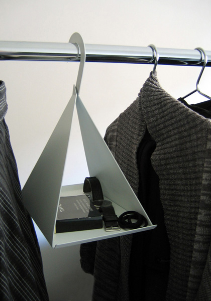 hanger shelf