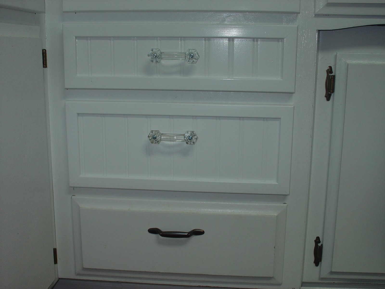 the isaac family my new kitchen cabinet doors. Black Bedroom Furniture Sets. Home Design Ideas