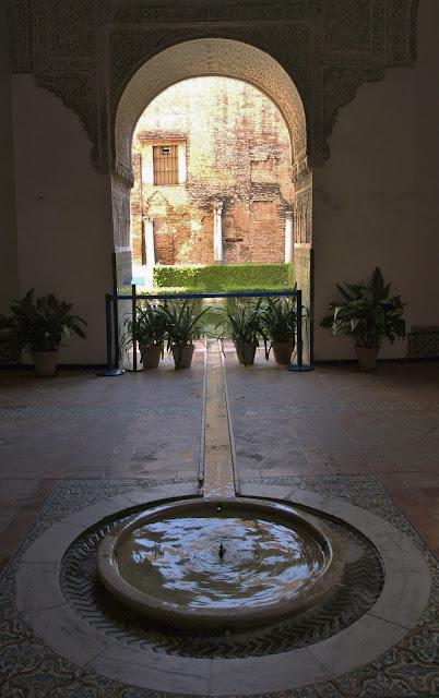 Sevilla daily photo la sala de la justicia for Sala 0 teatro sevilla