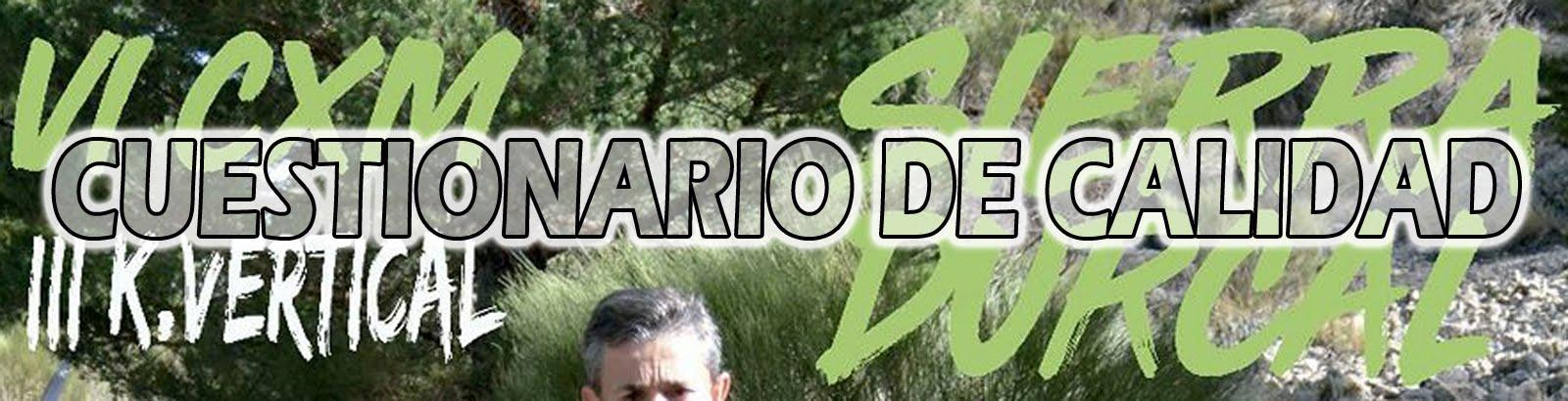 CUESTIONARIO DE CALIDAD: