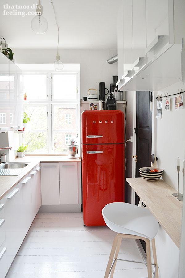 Inspiraci n cocinas con toques n rdicos decoratualma - Cocina con alma ...