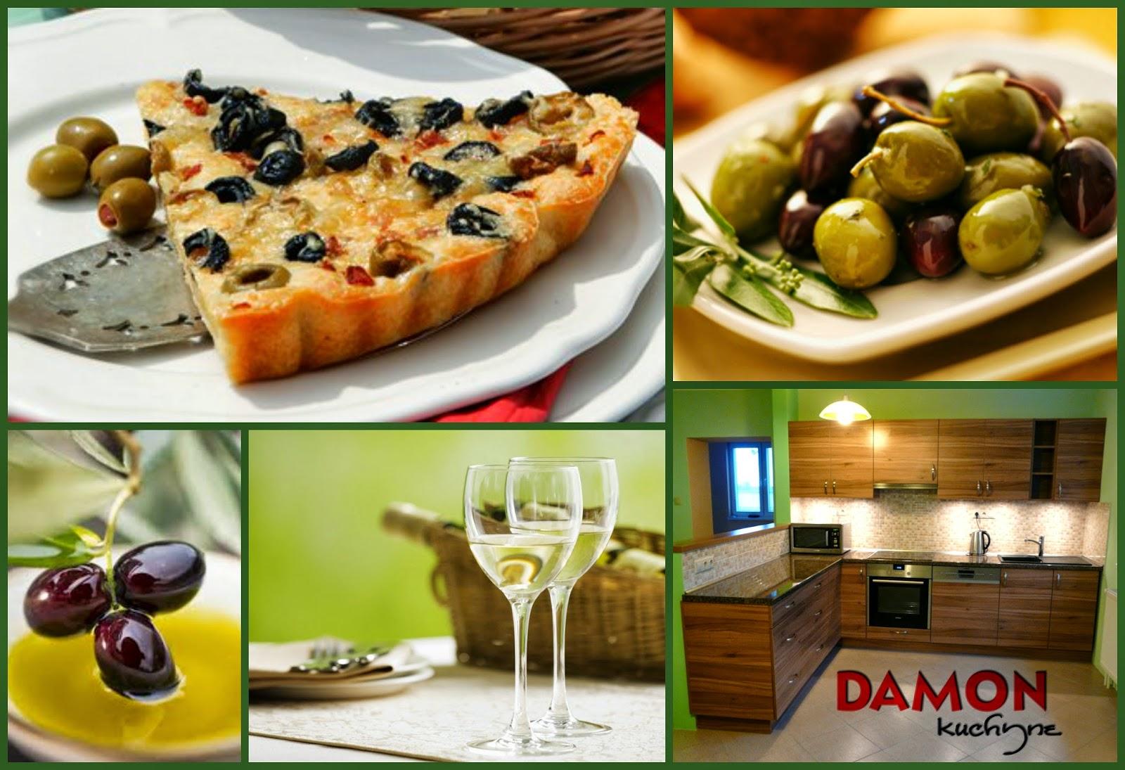 Olivový koláč k pivku