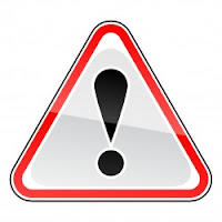 Danger Sign (Triangle with Exclamation Mark)
