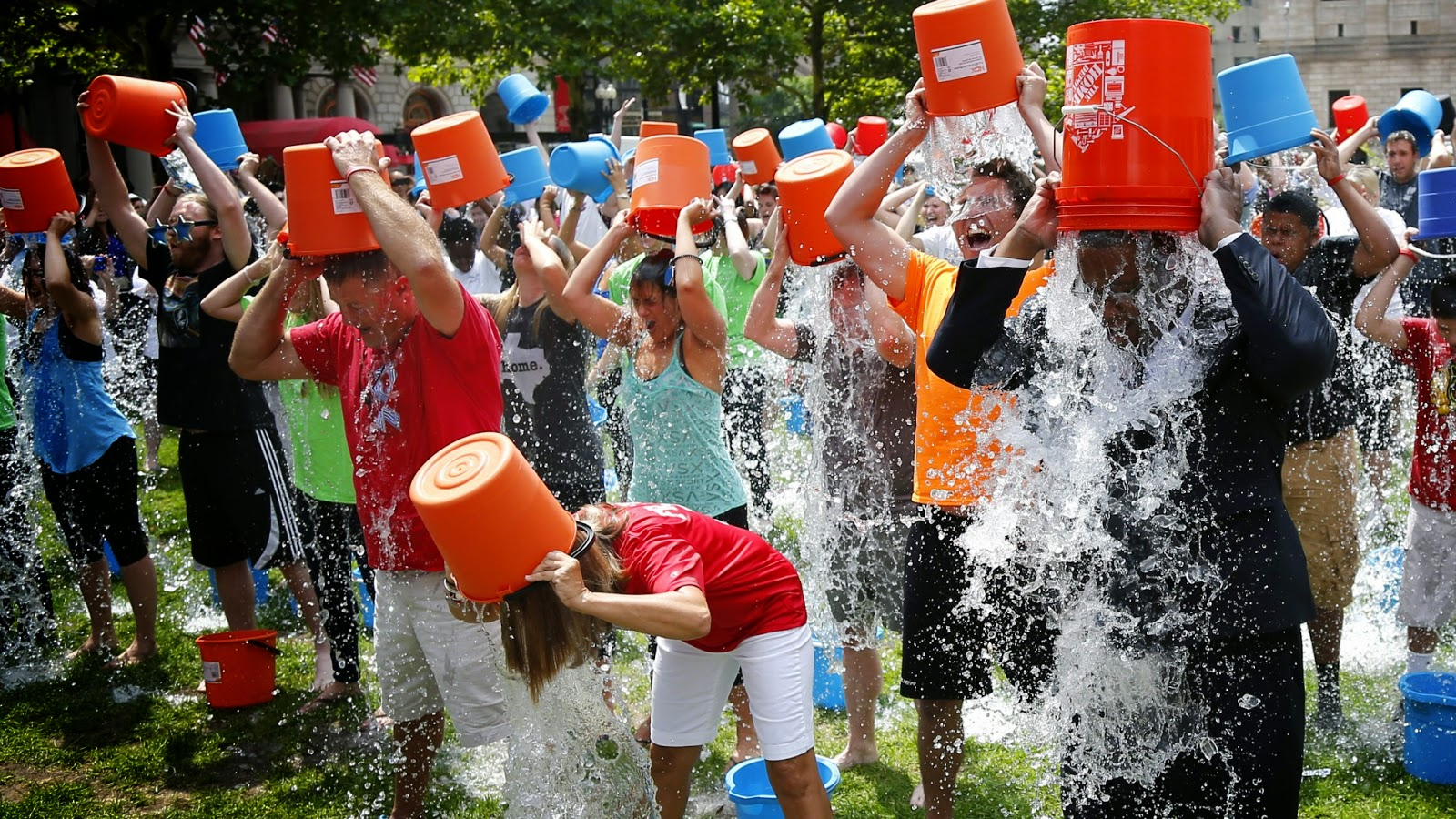 7 Marketing Lessons From The ALS Ice Bucket Challenge
