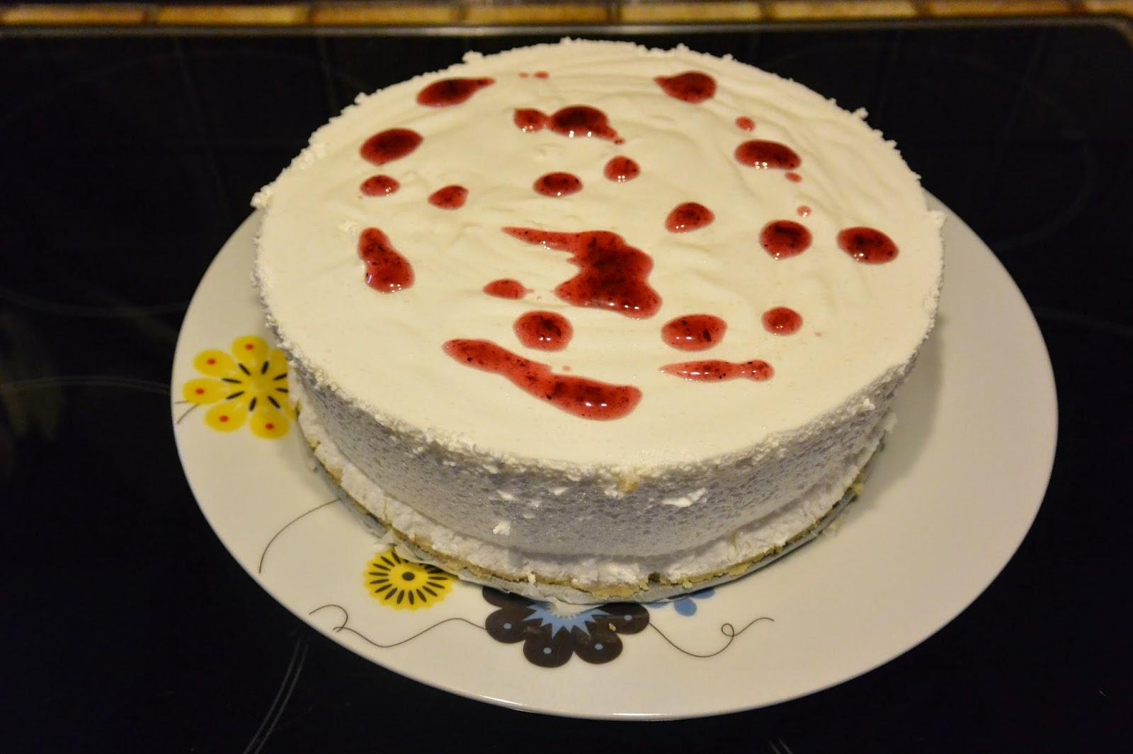 Mi primera tarta de yoghurt sin gluten y sin lactosa