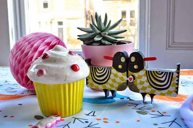 easter decorating ideas with cupcakes
