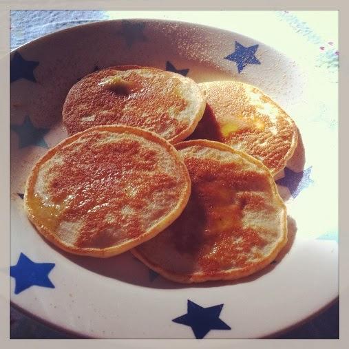 American style scotch pancakes