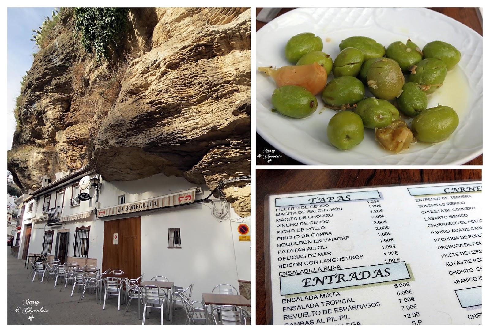 Bar la Bodeguita - Setenil de las Bodegas