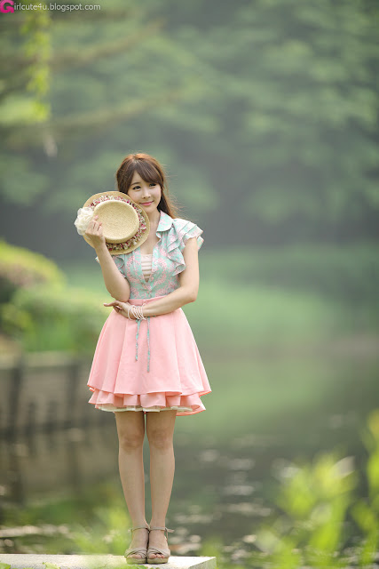 2 Girl Next Door - Kim Ji Min-very cute asian girl-girlcute4u.blogspot.com