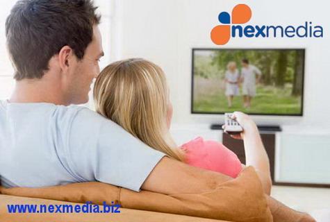 Kota yang dapat menerima siaran Nexmedia.