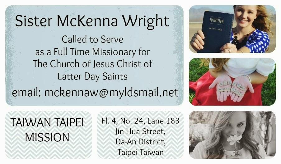 Sister McKenna Wright