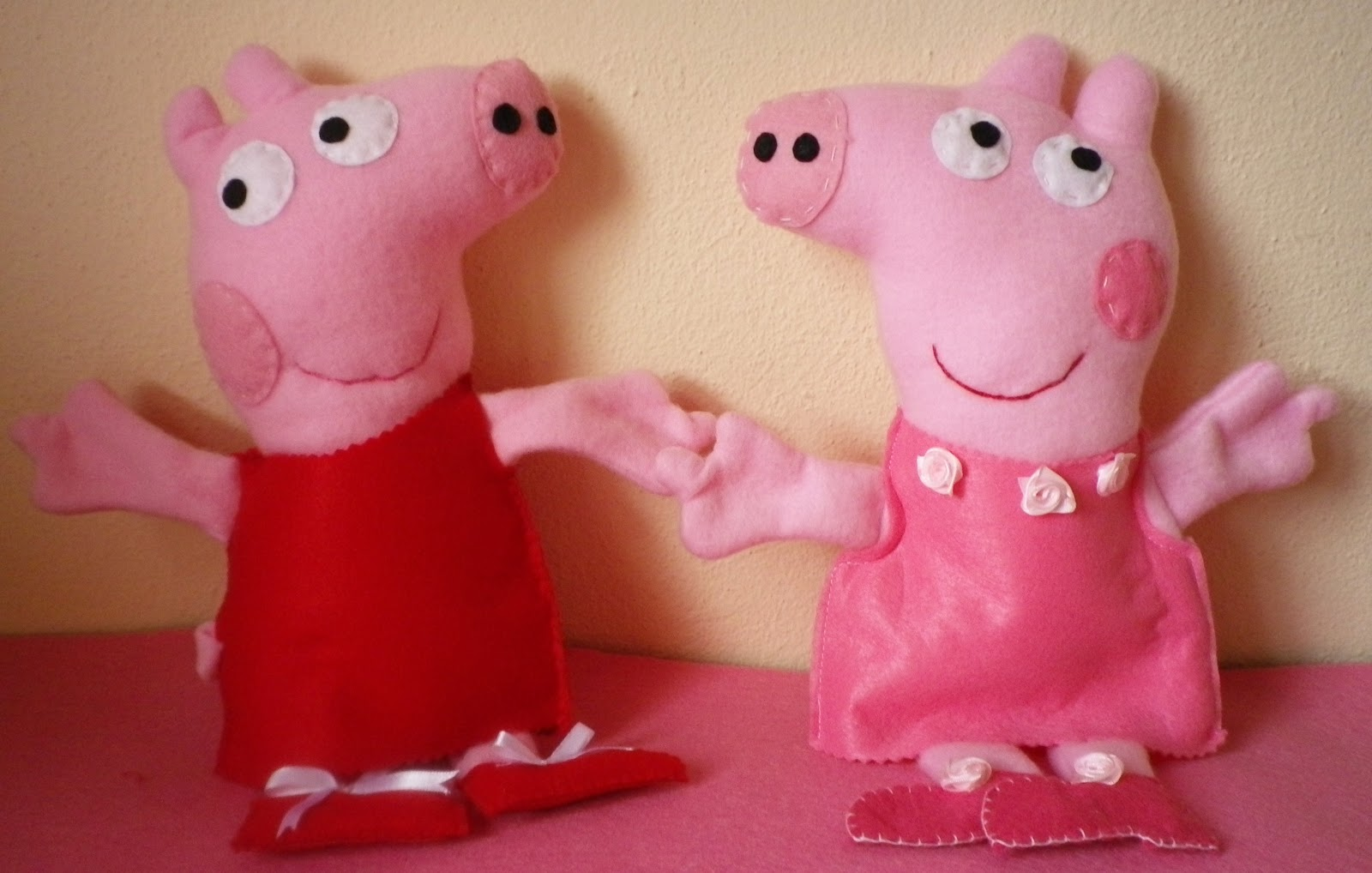 Fiestas infantiles peppa pig salones jardines for Espectaculo peppa pig uruguay