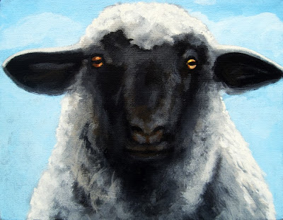http://www.applearts.com/content/black-face-farm-sheep-realistic-animal-painting
